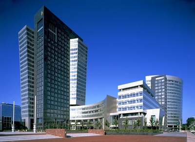 ABN AMRO BANK Headquarters, (NL) Amsterdam