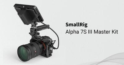 SmallRig Alpha 7S III Master Kit