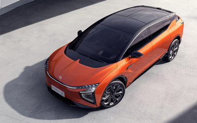 HiPhi X to be launched at the 2020 Beijing Auto Show