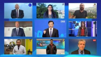 El CMG y sus socios de medios de comunicación latinoamericanos publicaron la declaración conjunta.