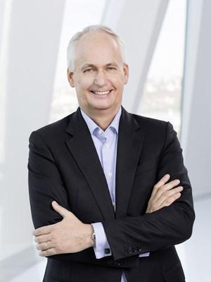 Hubertus Troska, miembro del consejo de administración de Daimler AG, a cargo de la Gran China