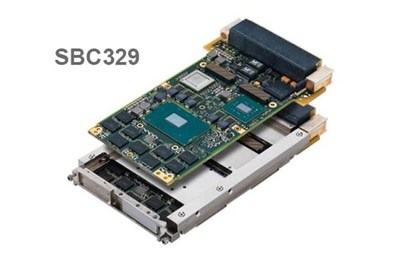 Abaco Systems SBC329 single board computer