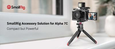 SmallRig Accessory Solution for Alpha 7C