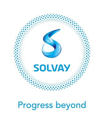 Solvay Progress Beyond Logo
