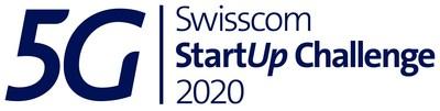 Swisscom StartUp Challenge 2020 Logo (PRNewsfoto/Swisscom)