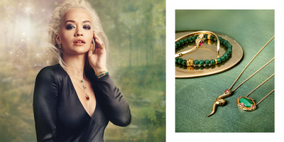 "THOMAS SABO and the global brand ambassador for the Women's Collection, Rita Ora, invite you to discover the new autumn campaign 2020. Once again the focus this season is on the theme of their long-term cooperation, the ""magic of jewellery""."