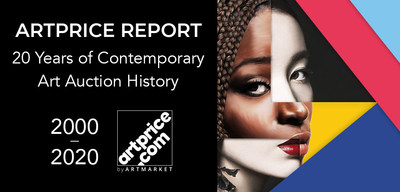 The Artprice's 2000-2020 Report: 20 years of Contemporary Art auction history