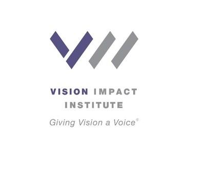 Vision Impact Institute logo (PRNewsfoto/Vision Impact Institute)