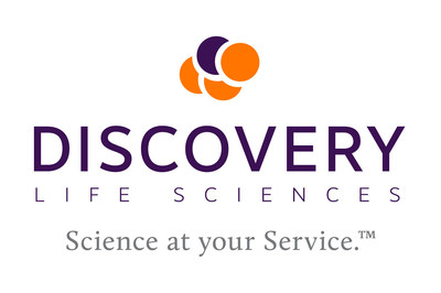 Discovery Life Sciences Logo (PRNewsfoto/Discovery Life Sciences)