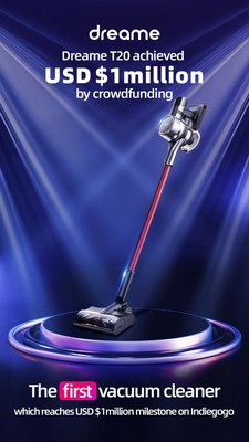 Dreame_Technology_Raises_Over__1M_T20_Cordless_Vacuum_Cleaner