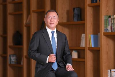 Euisun Chung fue nombrado presidente de Hyundai Motor Group, y abre un nuevo capítulo en la historia (PRNewsfoto/Kia Motors America)