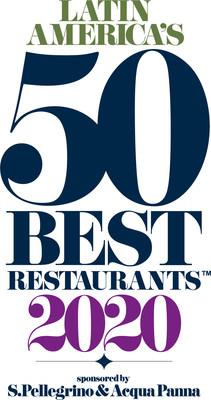 Latin America's 50 Best Restaurants Logo