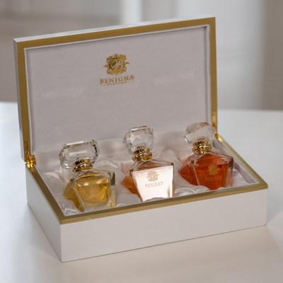 Benigna Parfums: una nueva marca de nicho de fragancia de lujo (PRNewsfoto/Benigna Parfums)