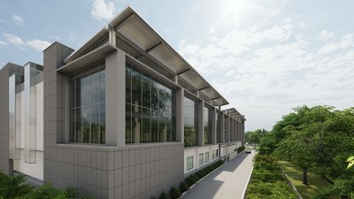 """""""Upcoming Discovery Biology facility of Sai Life Sciences in Hyderabad, India"""""""