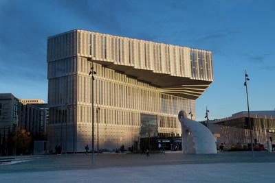 Deichman Bjørvika / Oslo Public Library.