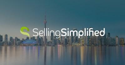 Selling Simplified, líder global en generación de demanda B2B, presentará soluciones innovadoras de marketing basado en datos para clientes B2B canadienses mediante un equipo de apoyo local en Toronto, en su tercera oficina inaugurada este año.