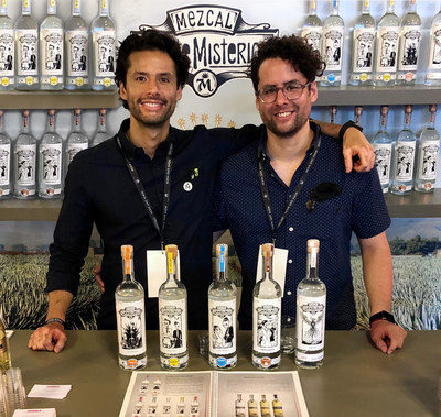 Eduardo (left) and Julio (right) Mestre