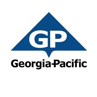 Georgia-Pacific logo. (PRNewsFoto/Georgia-Pacific Corp.) (PRNewsfoto/Georgia-Pacific)