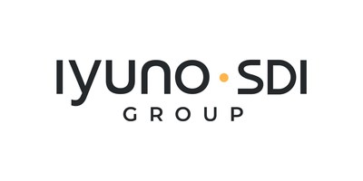 Iyuno-SDI Group reveals its new logo.