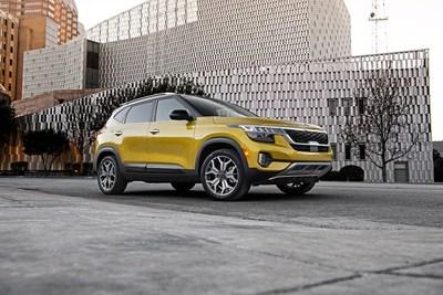 Marzo de 2021 constituye el mejor mes y récord histórico de ventas en el primer trimestre para Kia en Estados Unidos (PRNewsfoto/Kia Motors America)