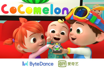 Moonbug Entertainment brings 'CoComelon' to iQIYI and ByteDance's Xigua Video