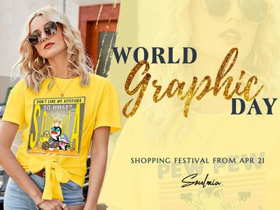 Soulmia World Graphics Day Shopping Festival