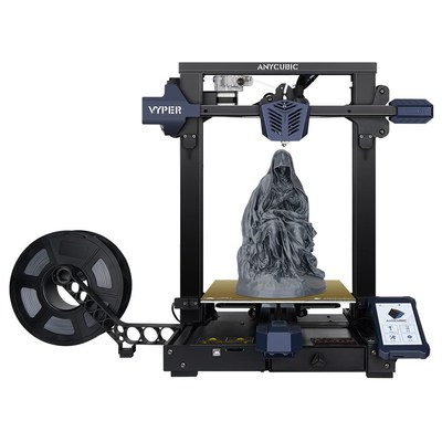 Vyper, Anycubic's first FDM printer with fully automatic leveling