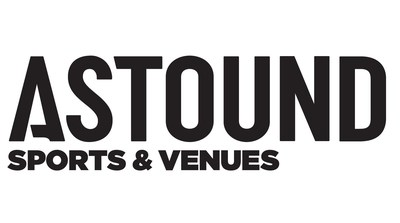 ASTOUND, a North American brand experience agency and next-generation leader in technology-driven experiences, launches ASTOUND Sports & Venues, a dedicated division connecting teams and venues to their fans. (PRNewsfoto/Astound Group)
