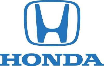 Honda Logo. (PRNewsFoto/American Honda Motor Co., Inc. ) (PRNewsFoto/American Honda Motor Co., Inc.)