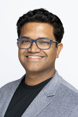 Ashish Jha, appointed as Innoveo's first Chief Marketing Officer