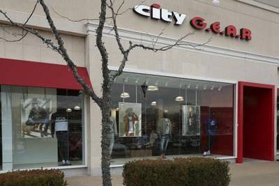 City Gear store. Photo credit: Hibbett