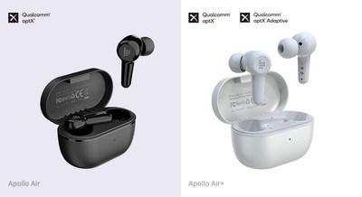 Tronsmart Apollo Air&Air+ Hybrid ANC Earbuds