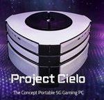 AORUS ofrece una vista previa del juego del futuro con su nuevo concepto de PC para juegos con 5G